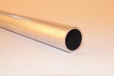 10cm auf Zuschnitt L/änge 100mm Aluminium Rundrohr AlMgSi05 /Ø 25x3mm