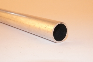 25cm auf Zuschnitt Aluminium Rundrohr AlMgSi05 /Ø 30x2mm L/änge 250mm