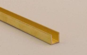 metall kunststoffhandel f rber maschinenbau messing u profil ms56 30x30x2 mm l nge 1000mm. Black Bedroom Furniture Sets. Home Design Ideas